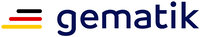 Firmen-Logo gematik - Gesellschaft für Telematikanwendungen der Gesundheitskarte mbH