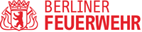 Berliner Feuerwehr Firmenlogo