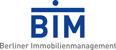 Karrieremessen-Firmenlogo BIM Berliner Immobilienmanagement GmbH