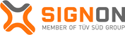 Karrieremessen-Firmenlogo SIGNON Deutschland GmbH