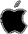 Firmen-Logo Apple