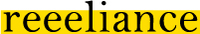 Karrieremessen-Firmenlogo reeeliance IM GmbH