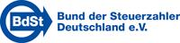 Bund der Steuerzahler Deutschland e.V. - Logo