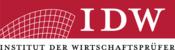 Institut der Wirtschaftsprüfer in Deutschland e.V. (IDW) - Logo
