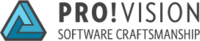 Karrieremessen-Firmenlogo pro!vision GmbH