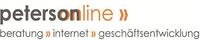 petersonline - Logo
