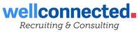 Karrieremessen-Firmenlogo wellconnected – Recruiting & Consulting