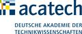 Karriere Arbeitgeber: acatech - Deutsche Akademie der Technikwissenschaften e. V. - Traineeprogramme für ITs, Ingenieure, Wirtschaftswissenschaftler (BWL, VWL) in Uetersen
