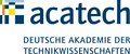 acatech - Deutsche Akademie der Technikwissenschaften e. V. - Logo