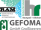 Firmen-Logo RAM Group, Hempel & Rülcker, Gefoma