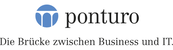 ponturo consulting AG Firmenlogo