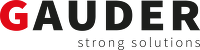Arbeitgeber: Gauder GmbH