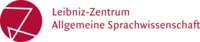 Leibniz-Zentrum Allgemeine Sprachwissenschaft (ZAS) - Logo
