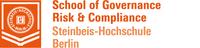 School of Governance, Risk & Compliance (School GRC)   Institut für Kriminalistik (School CIFoS)   Steinbeis-Hochschule Berlin - Logo