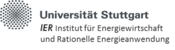 Universität Stuttgart - Institut für Energiewirtschaft und Rationelle Energieanwendung (IER)